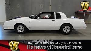 All Chevy 98 chevy monte carlo : 1982 Chevrolet Monte Carlo   Gateway Classic Cars   382-DFW