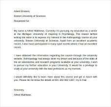 Intent Letter Sample For School Letter Of Intent Graduate School 7 Free Samples Examples