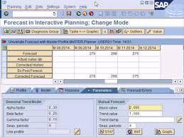 Sap Apo Training Video Demand Planning Snp Ppds Youtube