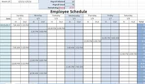 work scheduler excel work scedule military bralicious co