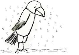 Image result for sad bird