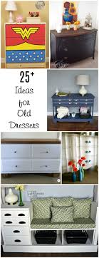 how to repurpose old furniture. ideas on how to repurpose a dresser that some might deem as trash you will also see give old new update with paint stain furniture
