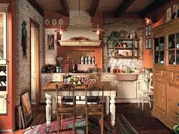 stylish country kitchen decor themes ideas