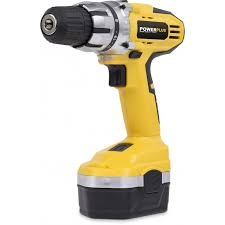 18v cordless drill. powerplus 3 battery drill and screwdriver 18v 18v cordless