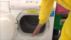Hotpoint Condenser Tumble Dryer Empty Water Light On Candy Gcc580nc Condenser Dryer Empty Condenser Bottle And Filters
