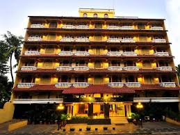 Hotel Campal Hotels Near Miramar Beach Goa Best Hotel Rates Near Beaches