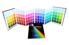Homeopathy Repertory Chart Colors In Homeopathy Set Color Chart Textbook