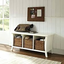 foyer furniture for storage. Foyer Furniture With Storage Impressive Wide Bench Wonderful Wood Entryway Below Waxed For F