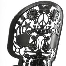 seletti industry chair black jane richards interiors industry chair black industry chair black detail