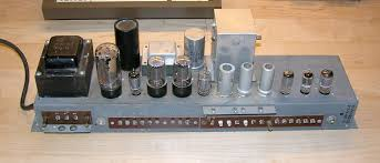 overhauling the ao 29 amplifier in the hammond m 100 series ao 29 amplifier from my 1962 hammond m 111 on the workbench