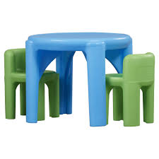 little tikes kids 039 3 piece table chair set reviews