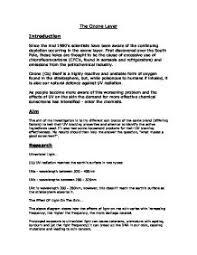 essay writing on ozone layer % original essay writing on ozone layer writing a one paragraph essay