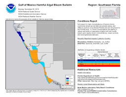 Gulf Of Mexico Hab Conditions Report