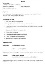 A Nanny Resume Examples   Resume Examples No Experience By Etta ...