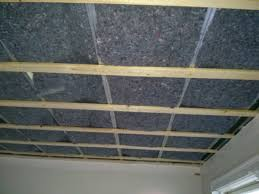 soundproof ceiling insulation.  Insulation Insulation In Ceiling With Soundproof S