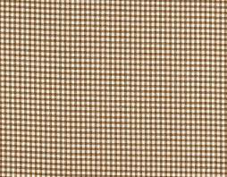 72 tablecloth round suede brown gingham check