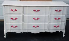 ... Fabulous Image Of Furniture For Bedroom Decoration Ideas With White  French Provincial Dressers : Classy Image ...