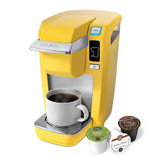 keurig mini aqua. Wonderful Mini Amazoncom Keurig K10 Mini Plus Brewing System Banana Yellow Kitchen U0026  Dining With Aqua K