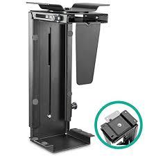 Amazon.com: Adjustable Under Desk <b>Computer</b> Mount - EleTab ...