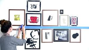 how to hang frames without nails hanging without nails hanging picture frames without nails wall stylist how to hang frames without nails