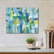 gallery wrapped canvas wall art