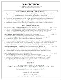 Spa Receptionist Resume Extraordinary Medical Office Resume Sample Front Resumes Spa Receptionist