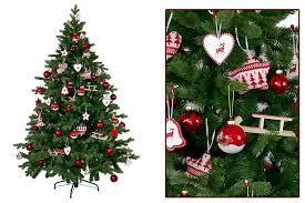 Details Zu Baumschmuck Set 1 Weihnachtskugeln Glas 120 Tlg Weihnachtsbaum Deko Anhänger