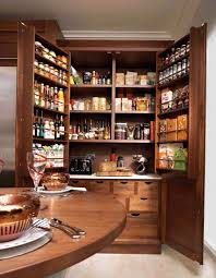 Pantry For Small Kitchens Corner Pantry Ideas For Small Kitchens Home Design Ideas
