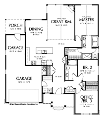 home office plan. Plan Home Office Design T