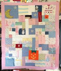 Quilts Made from Baby Clothing & Simple. Simple baby clothes quilt Adamdwight.com