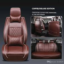 3d universal car seat cover breathable pu leather car seat cover beige for jeep grand cherokee liberty jeep seat covers grand cherokee best car seat best