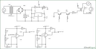 electronic circuit breaker schematic diagram electronic circuits circuit breaker diagram 1993 ford ranger at Circuit Breaker Diagram