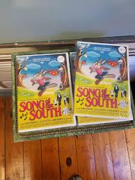 Appears to be a totally faithful copy. Found Bootleg Copies Of Disney S Song Of The South On Dvd In A Store In Georgia Mildlyinteresting