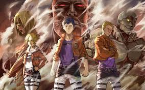 Attack on titan 2 進撃の巨人 2 shingeki no kyojin 2. Fondos De Pantalla De Shingeki No Kyojin Fondosmil