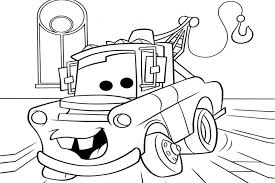 850x567 cars mater free coloring page cars s coloring pages