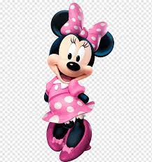 Download Mouse Minnie PNG