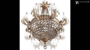 antique chandelier 3d model from creativecrash com