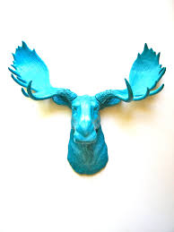 Moose Coat Rack Aaand for a coat rack Faux Taxidermy Moose Head wall mount in 46