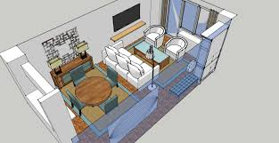 Living Dining Room Layout L Shaped Living Dining Room Furniture Layout A Dining Room Decor