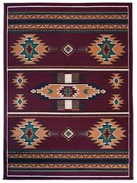 rugs 4 less collection southwest native american indian area rug design r4l sw3