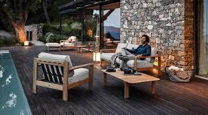 loop collection modern luxury outdoor