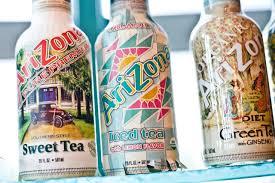 Arizona Iced Tea Maker Turns To Weed Wsj
