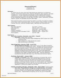 Professional Skills Examples For Resume New 23 Free Credit Portfolio