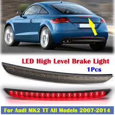 Audi Tt High Level Brake Light Details About For Audi Tt Mk2 Third Brake Light Rear High Level Center Lamp 2007 14 8j0945097