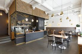 N+K Architectvra have recently completed the design of the first coffee shop  with its