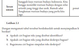 Maybe you would like to learn more about one of these? Kunci Jawaban Bahasa Indonesia Kelas 7 Latihan 2 1 Halaman 19 Bab 1 Ilmu Edukasi