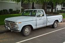 Pickup truck - Simple English Wikipedia, the free encyclopedia