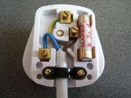 household electricity cells batteries alternating current three pin plug image