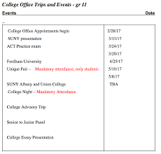 college office trips and events grade baruch college campus college office trips and events grade 11