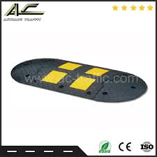 Speed Hump Design Hot Item New Design Traffic Safety Rubber Speed Hump